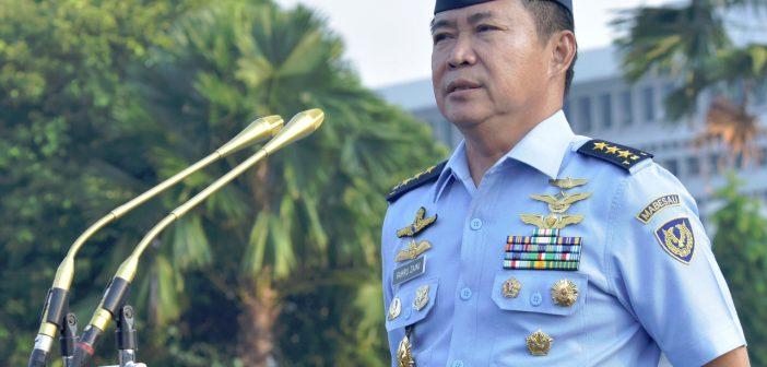 Wakil KSAU: Bijaklah Bermedia Sosial dan Jaga Soliditas TNI-Polri