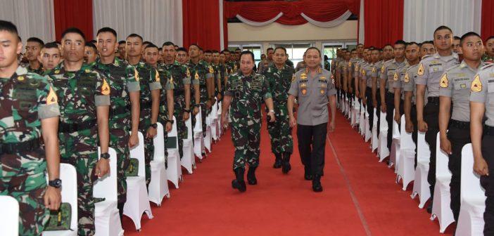 Danjen Akademi TNI: Perwira Profesional Harus Miliki Komitmen dan Sikap Pantang Menyerah